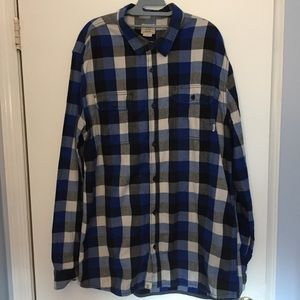 Men's Vans Plaid Shirt